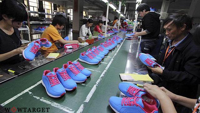 производство в китае
